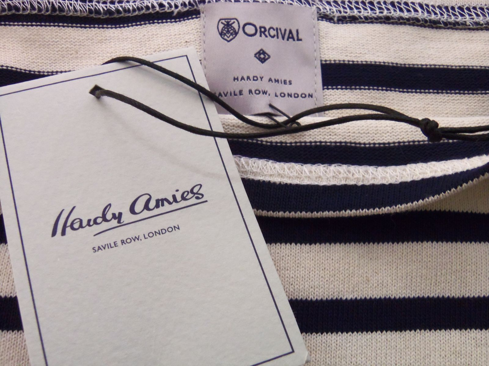 ORCIVAL X HARDY AMIES